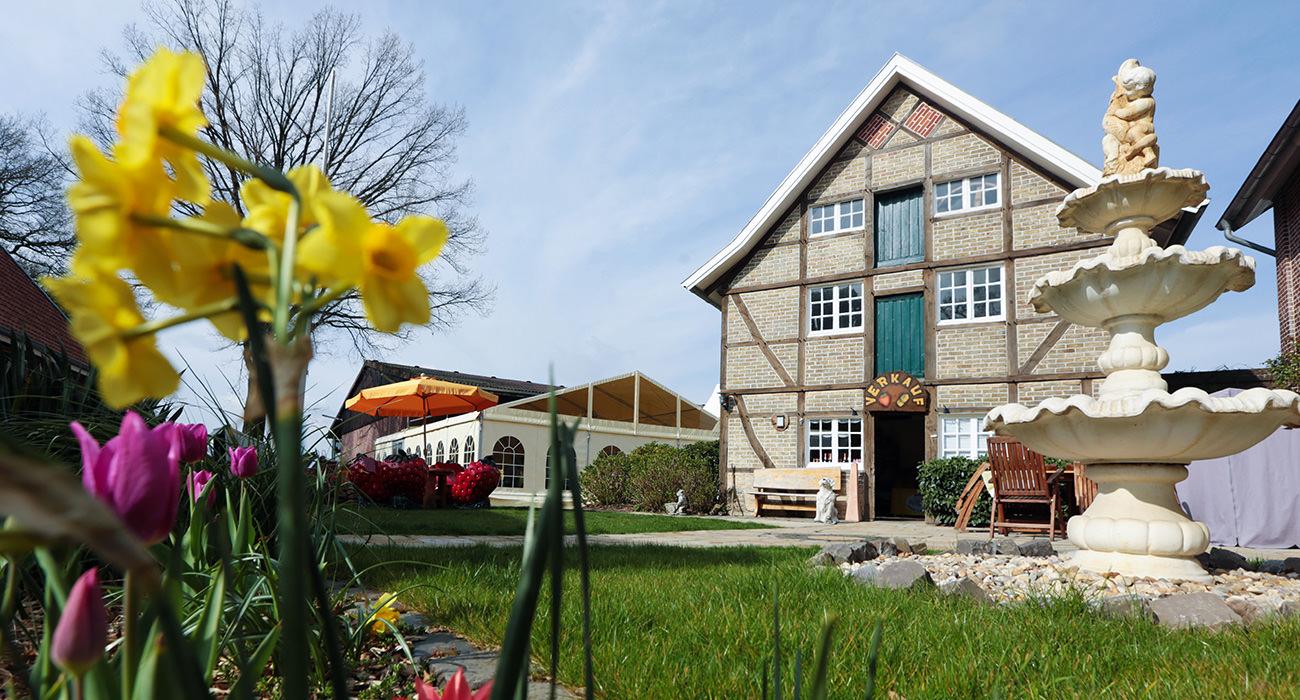 Bäcker's Spargelhof in Münster-Gittrup